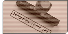 temporary travel visa
